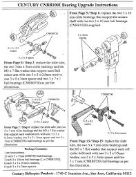 century rc helicopter online instruction manuals