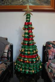 recycled christmas tree how to recycle recycled towering