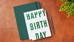 happy birthday greeting card shinola detroit