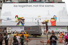 square android this is s android billboard in times square the verge