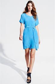 silk dresses blue dress in silk with sleeves by kala fashion kala