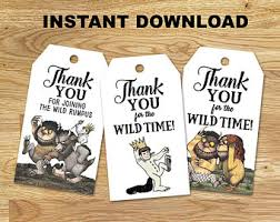 wild guest book party sign digital