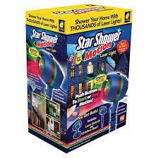 as seen on tv shower motion laser light projector target