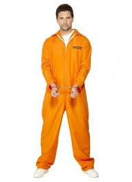 jumpsuit costume escaped prisoner orange jumpsuit costume costumes and