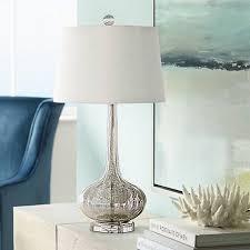 Mercury Glass Table Lamp Regina Andrew Design Milano Antique Mercury Glass Table Lamp