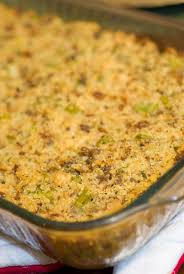 southern living cornbread dressing definitely add the sausage i