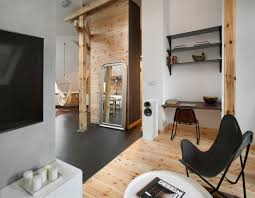 Loft In A House by Gallery Of Loft In A Historic Tenement Cuns 11