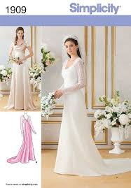 wedding dress sewing patterns wedding dress pattern for sewing