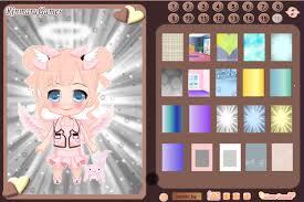rinmaru games mega chibi creator