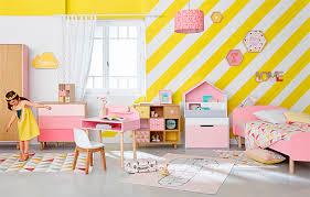 photo chambre enfant chambre enfant meubles décoration maisons du monde