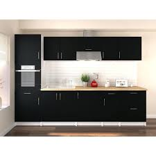 cuisine noir mat cuisine noir mat cuisine obi cuisine l mat cuisine noir mat et bois