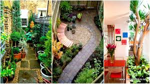18 beautifully creative landscaping ideas for narrow outdoor places