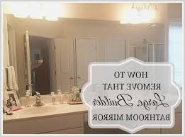 How To Remove Bathroom Mirror Bathroom Ceiling How To Remove That Large Bathroom Mirror