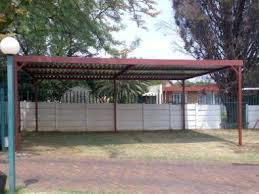 Attached Carports Carports Springs 0844189217 Steel Carports East Rand 0844189217