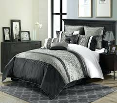 King Black Comforter Set Comforter Set Black And White U2013 Rentacarin Us