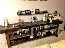 Living Room Console Table White Living Room Console Table Diy Projects