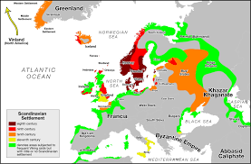 Late Medieval Europe Map by Historical Maps By Chapter