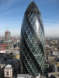 london glass building 30 st mary axe amazing architectures