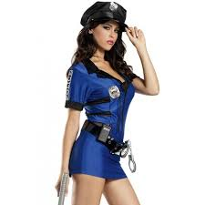 policewoman womans costume cop costume