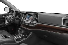 toyota highlander 2016 interior 2015 toyota highlander price photos reviews u0026 features