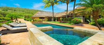 kauai villas luxury beach homes for rent