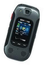 Rugged Phone Verizon Samsung Sch U660 Convoy 2 Cell Phone Verizon Rugged Ptt Ebay