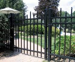metal gates from walpole woodworkers