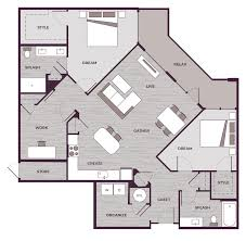 floor plans premium apartments in cary nc the aster