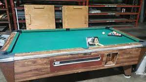 How To Move A Pool Table by Coin Operated Pool Table Ebay