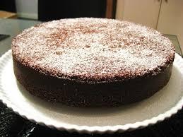 treat a week recipes ina u0027s simple chocolate cake