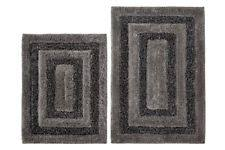 Gray Bathroom Rug Sets Bath Mats And Rug Sets Ebay