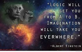 quotes intuition logic albert einstein quotes with pictures