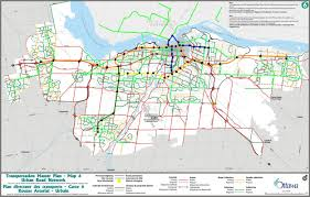 Montreal Subway Map by Great Canadian Transit Fantasies Thread Page 4 Skyscraperpage