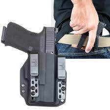 surefire light for glock 23 glock 23 surefire xc1 dos light bearing iwb kydex gun holster