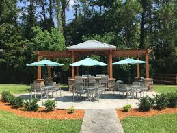 How To Build A Grill Gazebo by Jacksonville Fl Apartments For Rent Wimberly At Deerwood