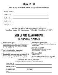 Golf Tournament Sign Up Sheet Template March 2014 Enewsletter Mar 14 2014