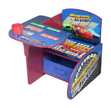 desk chair with storage bin amazon com delta children chair desk with storage bin disney pixar