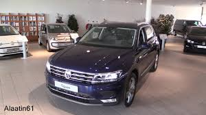 volkswagen tiguan interior volkswagen tiguan 2017 new full in depth review interior exterior