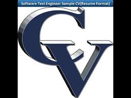 Sample Resume Format For Experienced Software Test Engineer by Software Test Engineer Sample Cv Resume Format Youtube