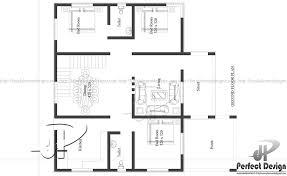 Home Layout 3 Bed Room Modern Single Floor Home U2013 Kerala Home Design