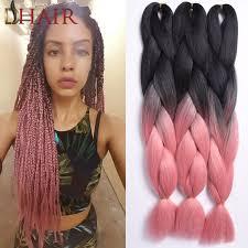 ombre kanekalon braiding hair 236 best colour images on pinterest hair dos box braids and