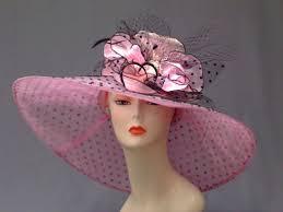 tea party hats pink derby hat 105 derby hat kentucky derby hat downton