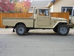 land cruiser pickup 1964 toyota fj45 land cruiser pickup open roads pinterest