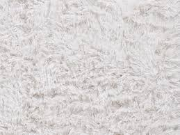 White Shag Rug White Shag Carpet Texture Soft Rug Toronto Collection