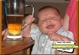 Drunk Baby Meme - 10 photos of drunk babies on st patrick s day