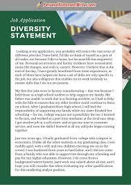 Applying For A Scholarship Essay Sample Good Diversity Statement Sample