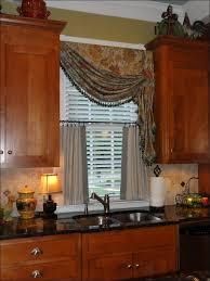 Short Valances Kitchen Kitchen Window Curtains Window Valances Yellow Kitchen