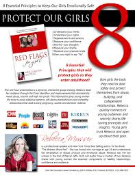 Red Flags When Dating Red Flags Rebecca Musser
