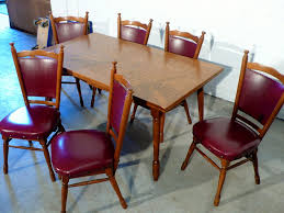 second hand dining room set second hand wooden chairs for sale