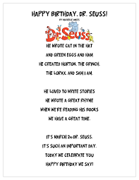 just 4 teachers sharing across borders happy birthday dr seuss